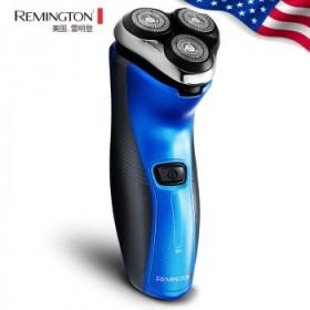 美国雷明登男士旋转式剃须刀刮胡刀三刀头充电全身水洗