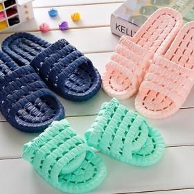 邂新品拖鞋男女夏季家用室内浴室防滑洗澡软底居家