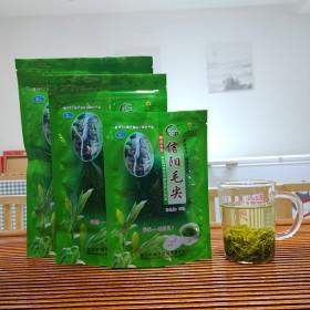 信阳毛尖浓香型绿茶精品特级茶叶自产自销袋装50g