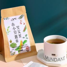 窦王谷薏米除湿气茶
