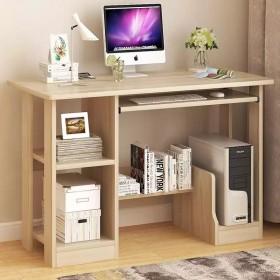 电脑桌台式家用学习桌简易书桌办公桌写字台电脑桌子