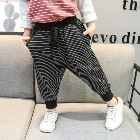 女童裤子2019春季新款童装中小儿童女宝宝收脚裤子
