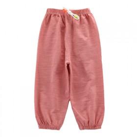儿童防蚊裤灯笼裤宝宝夏季裤子