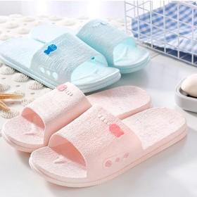 邂新品居家凉拖鞋女夏季室内防滑男家居软底浴室洗澡