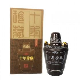 十年珍藏白酒42度475ML浓香型清香型白酒纯粮特