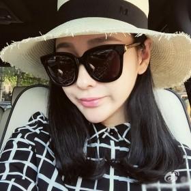 太阳镜女士GM偏光眼镜韩版明星同款墨镜女方圆脸显瘦