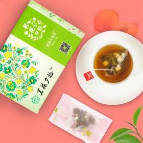 无糖水蜜桃乌龙茶饮料三角茶包袋泡茶白桃乌龙茶茶包