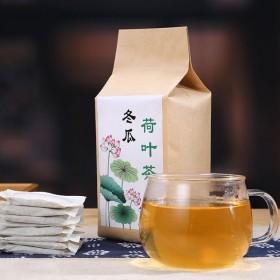 冬瓜荷叶茶袋泡茶天然决明子玫瑰花茶养生茶组合花茶