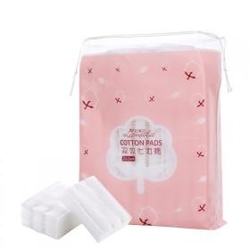 盒装抽取式一次性化妆棉女卸妆棉纯棉脸部用湿敷棉