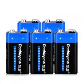 5颗 9V方形方块叠层电池玩具遥控器无线话筒干电池