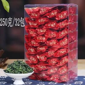 安溪乌龙茶铁观音浓香型小泡包装250克