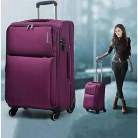 牛津布拉杆箱男女旅行箱万向轮学生行李箱包布箱子