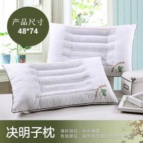2只装决明子枕头枕芯荞麦壳护颈枕薰衣草保健枕