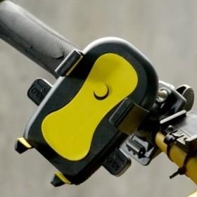 电动车踏板摩托车车载手机支架骑行导航手机架