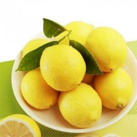 【10斤】柠檬新鲜水果酸爽多汁装单果起果园直供黄柠