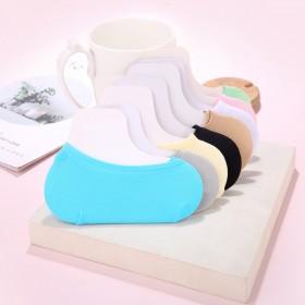袜子女船袜浅口隐形硅胶防滑可爱女士防臭10双包邮