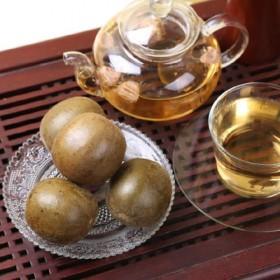 【50个】野生罗汉果罗汉果茶干果花茶新鲜水果当季果