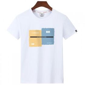 100%纯棉男士T恤大码230斤 多款任选