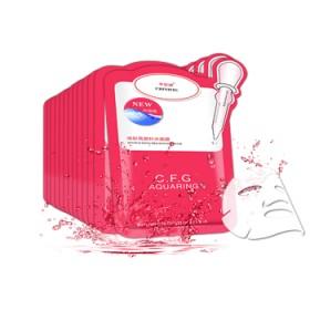 【20片装】超薄蚕丝小分子焕颜亮彩美白玻尿酸补水