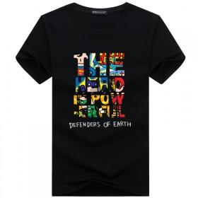 2019大码短袖T恤男士上衣半袖 230斤多款可选