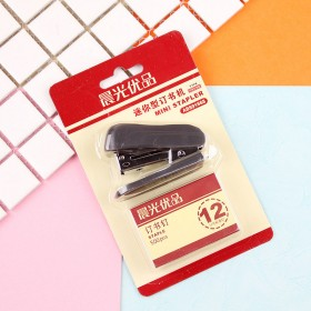 晨光订书机大号重型加厚订书器钉书机装订机