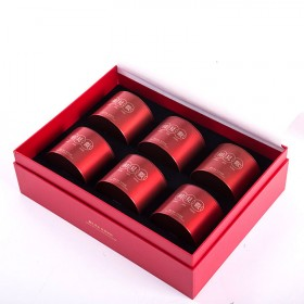 【获奖茶2000】肉桂大红袍茶王礼盒装一份好茶送礼