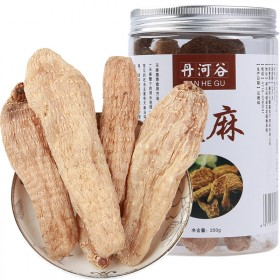 2019神农架野生天麻250g精美罐装