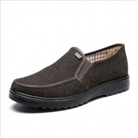 春夏季男单鞋透气布鞋老北京布鞋休闲鞋爸爸鞋
