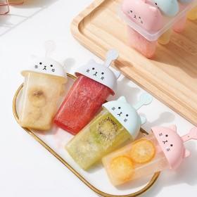 冰棒冰棍冰淇淋冰块雪糕模具家用儿童套装自制卡通冰格