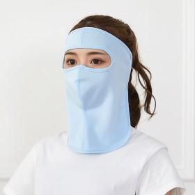 护额头护脖子口罩
