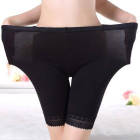 200斤可穿4分5分加长安全裤女性感蕾丝防走光裤