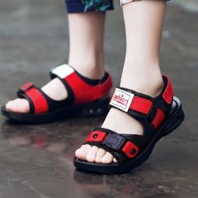 2019新款男童凉鞋夏季儿童沙滩鞋中大童鞋塑胶男宝