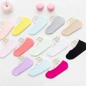 3双女超薄隐形袜袜硅胶女防臭丝袜袜子