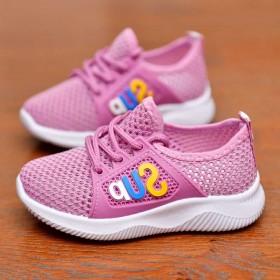 男童夏季运动鞋网面女童网鞋中大童休闲鞋跑步鞋学生鞋