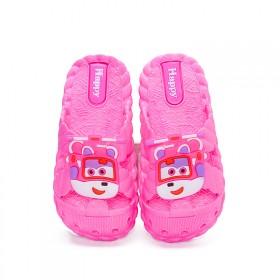 男女儿童凉拖鞋嘟嘟卡通女童男童防滑拖鞋室内小孩宝宝