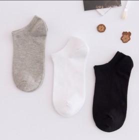 夏季新款韩版女士船袜透气
