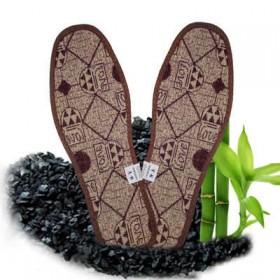 5双 竹炭防臭鞋垫除臭留香