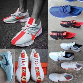 耐克登月35代跑步鞋34代男鞋36代女鞋情侣运动鞋