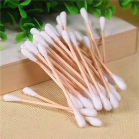 一次性100支装高极卫生棉棒 美容清洁化妆棉签