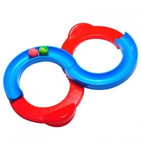 抖音同款儿童益智玩具88轨道球