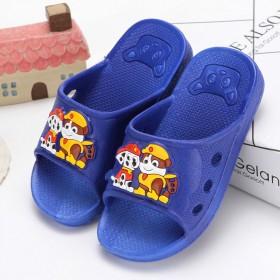 儿童拖鞋夏季小孩凉拖鞋男女童浴室室内拖可爱宝宝软底