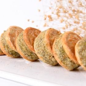 绿豆糕点独立包装500g手工馅饼山东特产