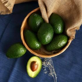 【8个】墨西哥牛油果进口水果鳄梨新鲜水果当季水果