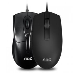 【包邮】AOC有线鼠标台式笔记本电脑通用