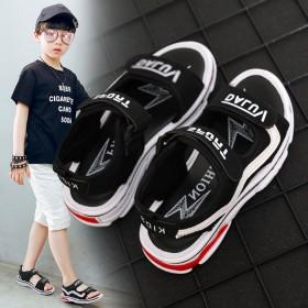 儿童凉鞋韩版潮中大童学生小孩男孩沙滩鞋子男童凉鞋