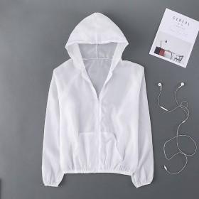 防晒衣女短款夏季薄款韩版防紫外线短外套超薄透气速干