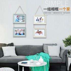 时尚简约软装创意挂墙相框组合免费洗相片