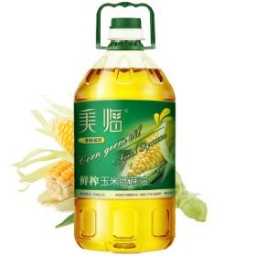 美临玉米油4L非转基因食用油 食用油 非转基因