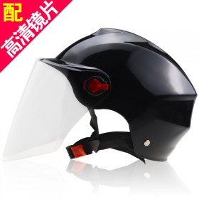 摩托车电动车头盔男女士四季夏季防晒通用安全帽