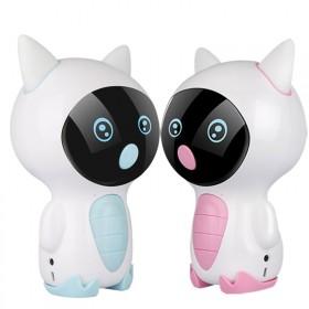 图拉丁太空猪儿童智能早教机器人高科技语音对话玩具学